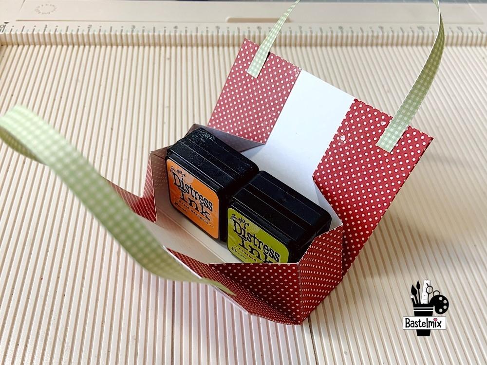 Mini Distress Ink in Geschenkverpackung