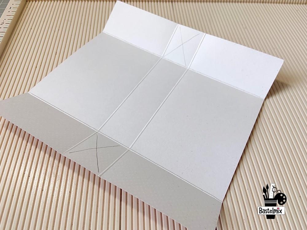 Anleitung Papiertasche