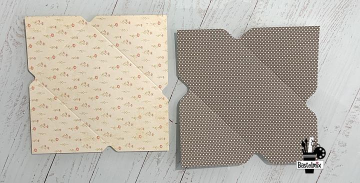 Unterschied zum Mini Envelope Punchboard.