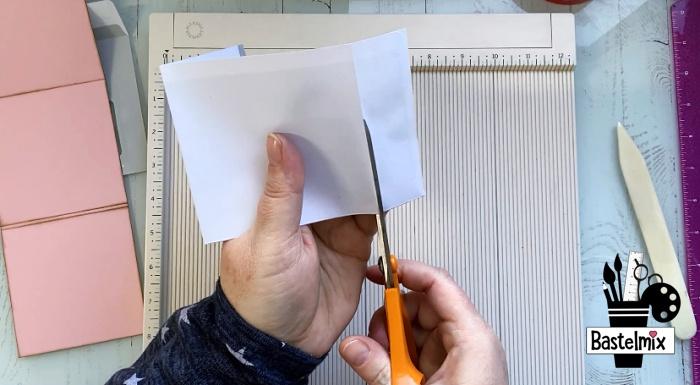 Gutscheinverpackung basteln, Geldgeschenk - Anleitung
